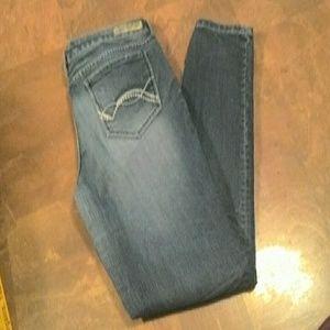 """Refuge""Glam Ultra Skinny Jeans SZ-14"